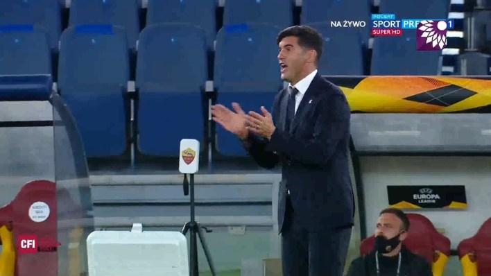 شاهد هدف التعادل ( 1-1 ) لصالح روما في شباك مانشستر يونايتد