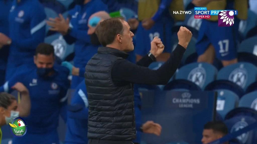 شاهد الهدف الاول ( 1-0 ) لصالح تشيلسي في شباك مانشستر سيتي