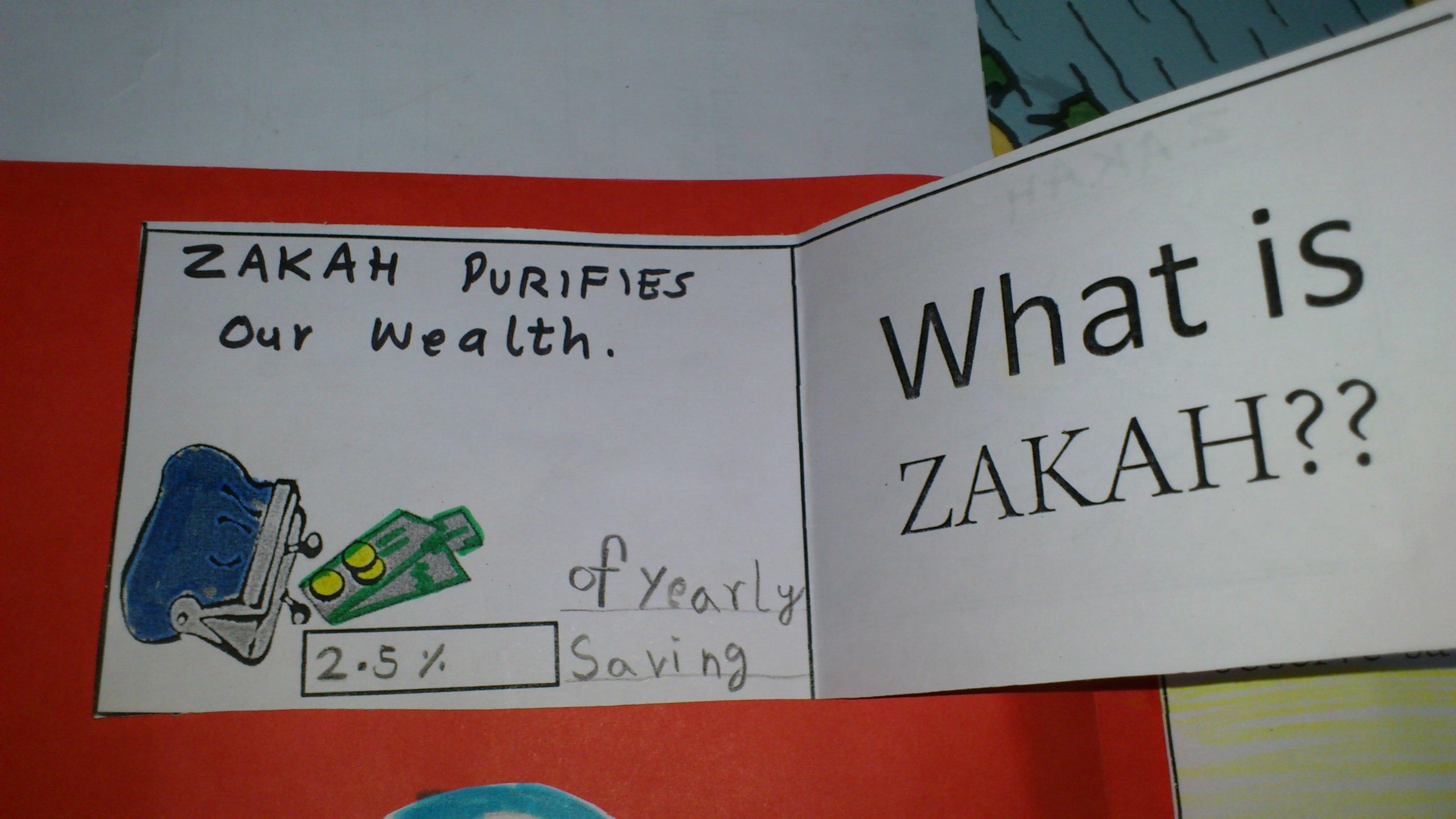 Zakah For Kids