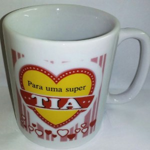CANECA 300 ML - SUPER TIA