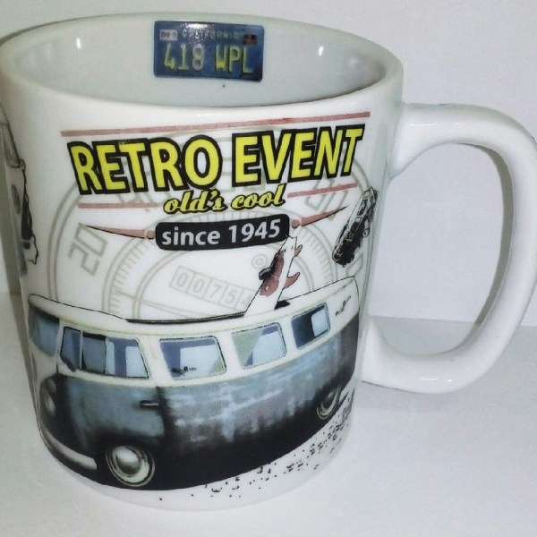 CANECA CHOCOLATE 300 ML - KOMBI