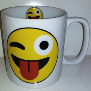 CANECA CHOCOLATE EMOTION 300 ML- SARCASMO