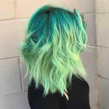Изумрудный цвет волос – Ой! – Alfa Prof – Estel – Главная страница