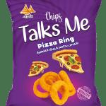 Puff Corn Ring Pizza Flavor