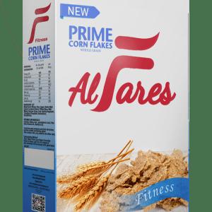 Al Fares Prime Corn Flakes Whole Grain