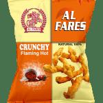 Al Fares Crunchy Flamig Hot