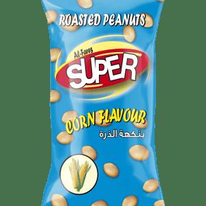 Alfares Super Coated Peanuts Corn Flavor