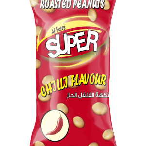 Alfares Super Coated Peanuts Corn Flavor