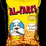 Al Fares Fried Snacks Noodles With Chicken Flavor