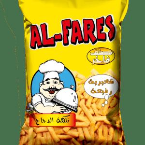 Al Fares Fried Snacks Noodles With Flavor