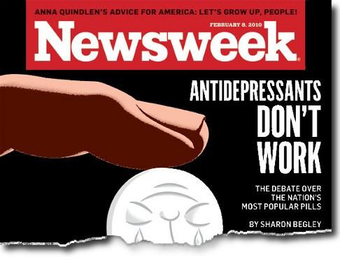 """El mito de la """"deficiencia de Serotonina"""" en la depresión"""