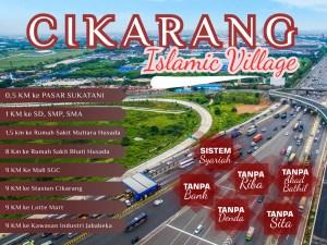 Perumahan Syariah Cikarang Islamic Village