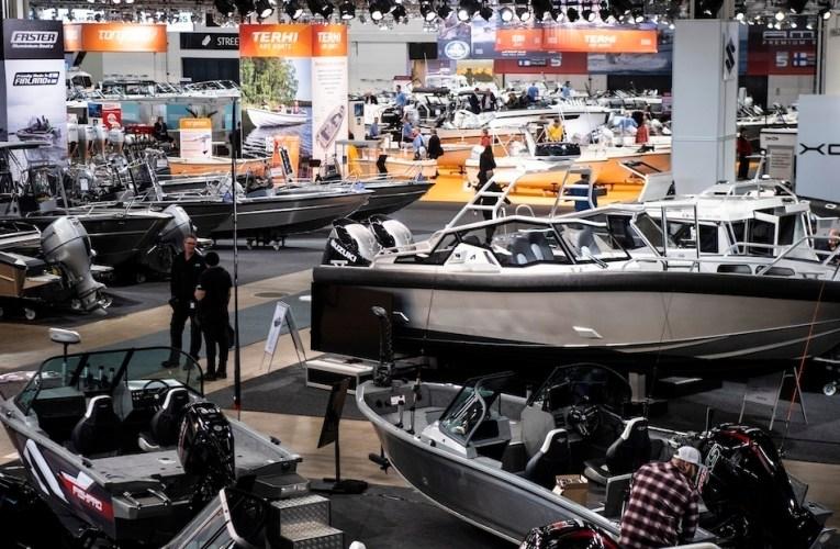 Venemessut tänä vuonna virtuaalisena – purjeveneiden kysyntä kasvussa