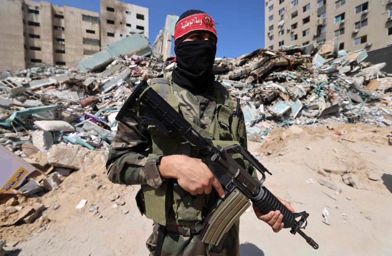 Israelin armeija: Gazassa tuhotussa tornitalossa oli Hamasin elektronisen sodankäynnin tukikohta