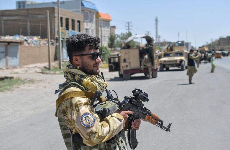 Kiivaat taistelut jatkuivat Afganistanissa