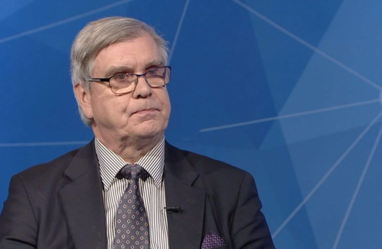 Puheenjohtaja Jarmo Mäkelä AlfaStudiossa: Kiina on uhka sananvapaudellemme