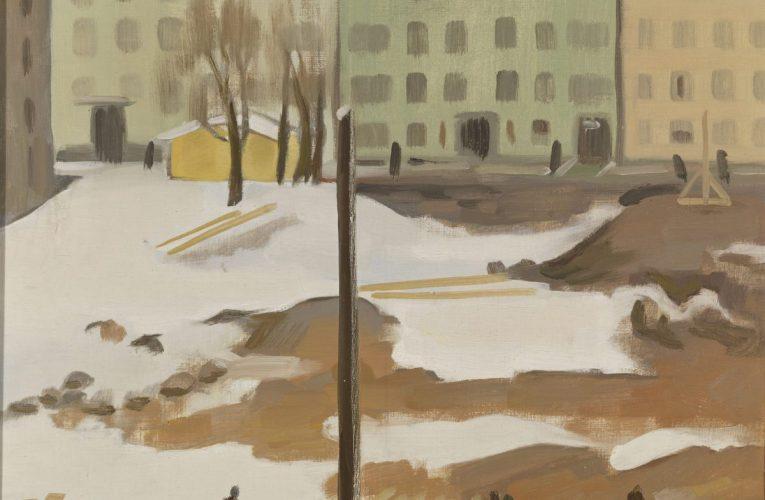 Lallukan taiteilijakodin asukkaiden teoksia esillä HAMissa vielä sunnuntaihin
