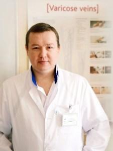 сосудистый хирург, Кузьменко Олег Владимирович