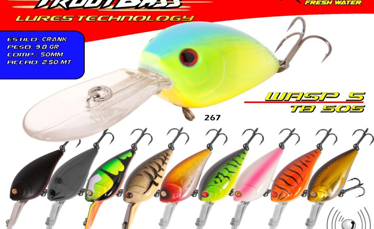 Troutbass Wasp5