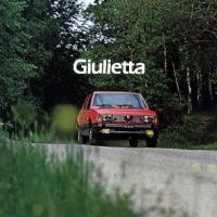 Alfa Giulietta nuova