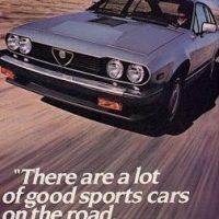 Alfetta GT-GTV-GTV6