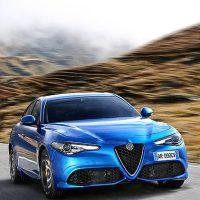 Alfa Romeo Giulia Q4 Veloce - jazda próbna