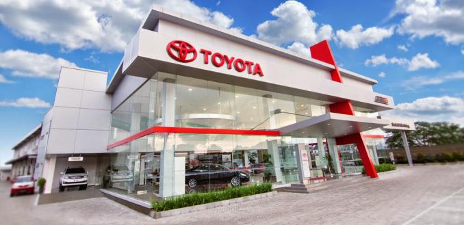 Dealer Toyota Bekasi