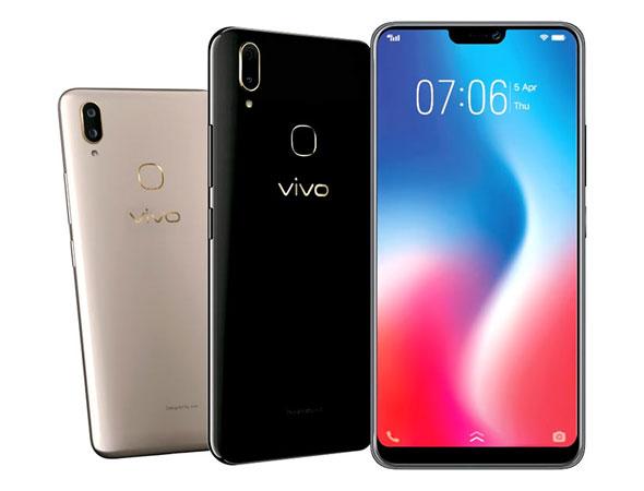 Handphone Vivo