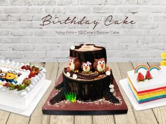 Birthday Cake Jakarta