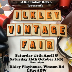 Ilkley Playhouse Vintage Fair 2019