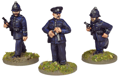 Royalist & Reactionary Security Forces  (1/6)