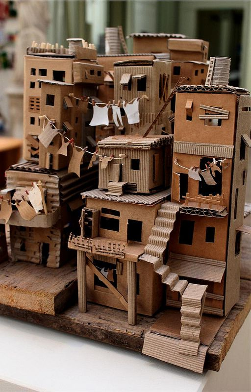Miniatur Dari Karton : miniatur, karton, Gambar, Miniatur, Rumah, Kertas, Karton, Terbaru, Koleksi, Terlengkap