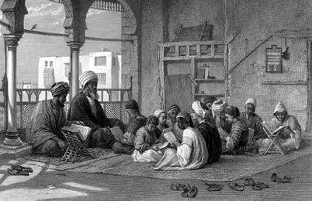 guru dan murid imam ahmad