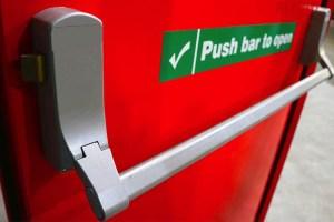 Τι θα πρέπει να προσέχετε σε μία πυράντοχη πόρτα;