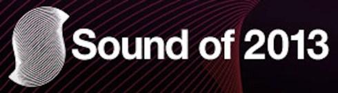bbc sound of 2013