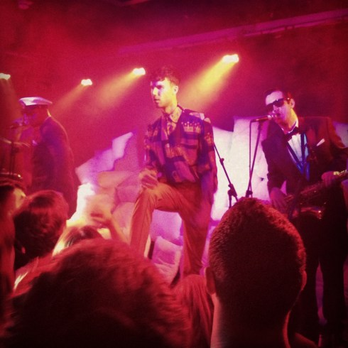 Man Like Me Album Launch Plan B Brixton London March 2013 1