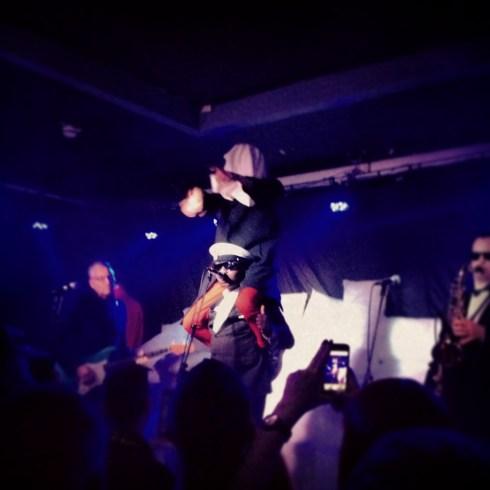 Man Like Me Album Launch Plan B Brixton London March 2013