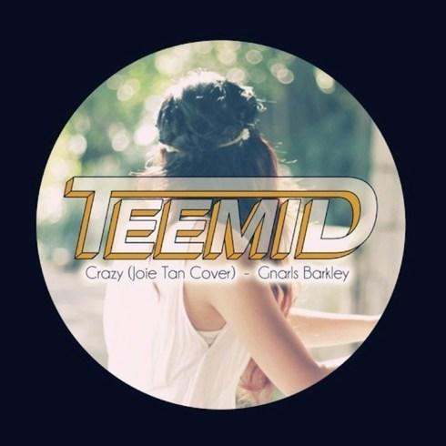 Gnarls Barkley - Crazy (TEEMID & Joie Tan Cover)