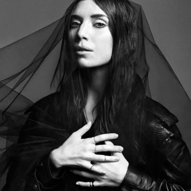 lykke li i never learn album cover