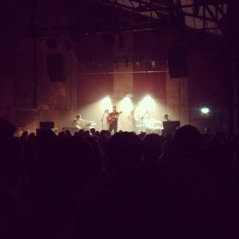 nick mulvey village underground london may 2014