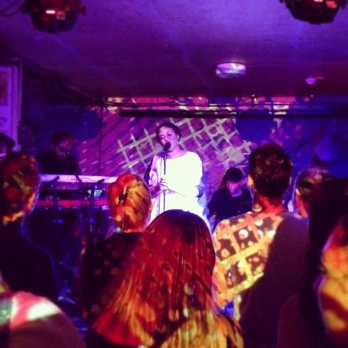 seinabo sey notting hill arts club london july 2014