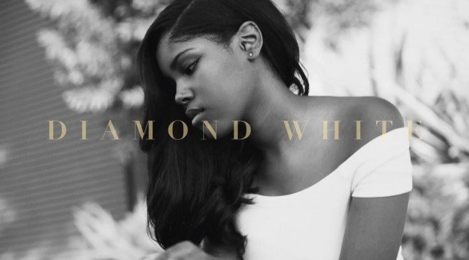 diamond white rich