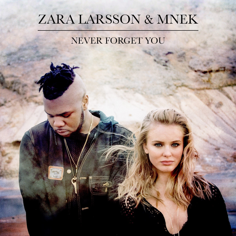 7047b79f MNEK & Zara Larsson make a good Swedish pop song – alfitude