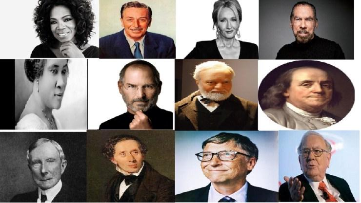 Los 12 empresarios más famosos de todos los tiempos