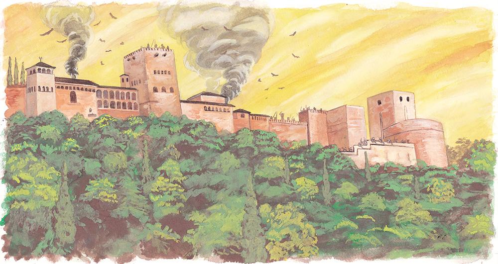El Ataque a la Alhambra