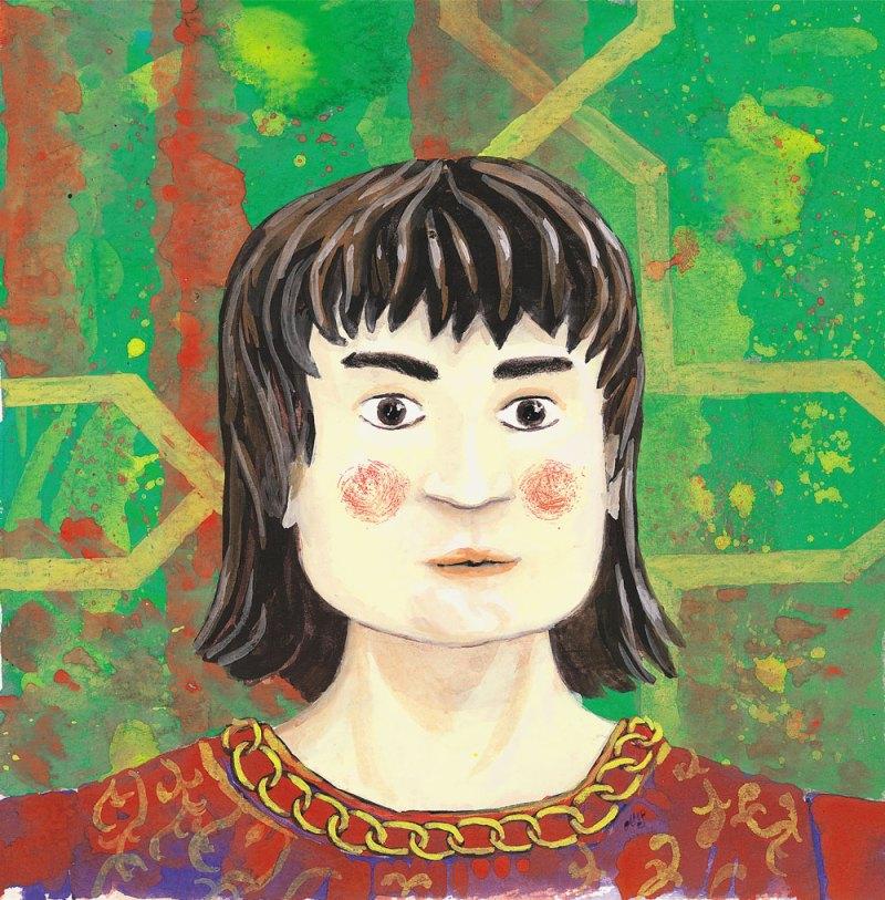 Retrato del Rey Fernando