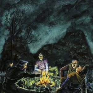 Historias en Torno al Fuego
