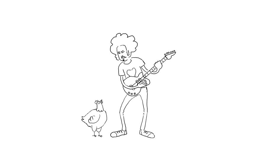 Animación Personajillo