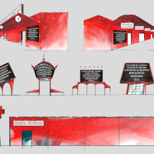 Concepts Estaciones Felicitación Navidad Pikolin