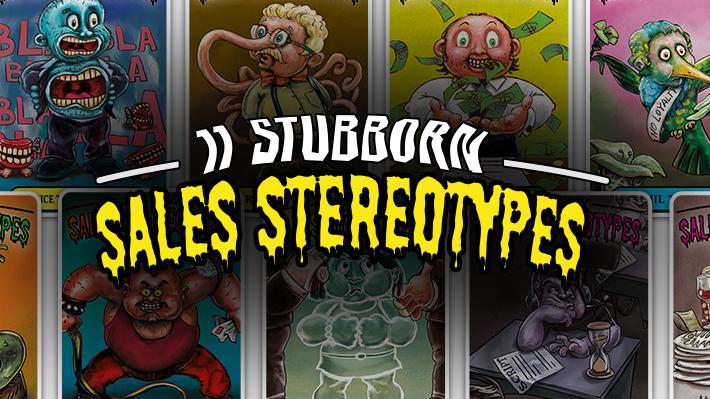 Sales Stereotypes